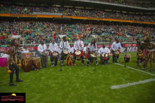 ACD Arts band at Twickenham May 2013-pic by Urban Pulse